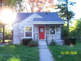 Investment House Detroit, MI 3 beds 1 bath