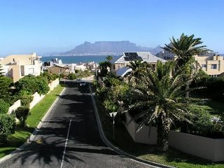 View from 4 starts Guest House in Western Cape Town, South Africa